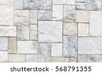 close up home marble rock wall... | Shutterstock . vector #568791355