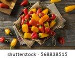 Raw Organic Mini Sweet Peppers...