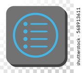 items rounded button. vector...