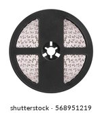 diode strip. led lights tape... | Shutterstock . vector #568951219