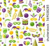 illustration seamless texture... | Shutterstock .eps vector #569038285
