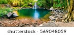 panoramic photo landscape  ... | Shutterstock . vector #569048059