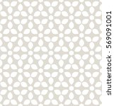 abstract geometry gray floral...   Shutterstock .eps vector #569091001