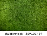 Green Texture Material Pattern