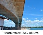 Bridge Under Construction. It...