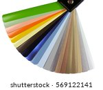 Venetian Blinds Color Chart ...