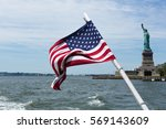 The American Flag And The...