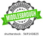 middlesbrough | Shutterstock .eps vector #569143825