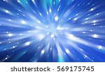 abstract blue background.... | Shutterstock . vector #569175745