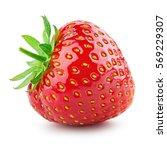 Strawberry. Fresh Berry...