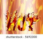 hot | Shutterstock . vector #5692300