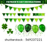 saint patrick's day 3d... | Shutterstock .eps vector #569237221