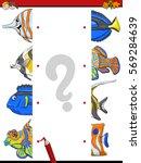 cartoon illustration of...   Shutterstock .eps vector #569284639