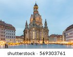 dresden  germany | Shutterstock . vector #569303761