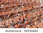 Wooden Chairs Before Concert ...