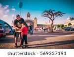 vystaviste praha   holesovice ... | Shutterstock . vector #569327191