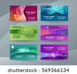 abstract professional and... | Shutterstock .eps vector #569366134