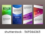 design elements presentation... | Shutterstock .eps vector #569366365