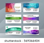 abstract professional and... | Shutterstock .eps vector #569366404