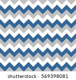 chevron pattern seamless vector ... | Shutterstock .eps vector #569398081