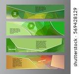 design elements presentation... | Shutterstock .eps vector #569428129