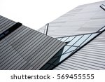 Modern Roof With Angular...