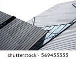 Modern Roof With Angular...