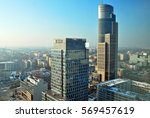 warsaw poland. 31 january 2017... | Shutterstock . vector #569457619
