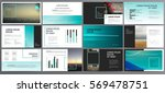 presentation templates. use in... | Shutterstock .eps vector #569478751