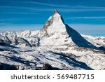 Matterhorn During Winter....