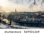 Small photo of The old town and skyline of Bern, the capital of Switzerland