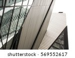 reflection of condo in window... | Shutterstock . vector #569552617