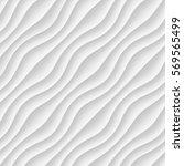 3d white background of abstract ... | Shutterstock . vector #569565499