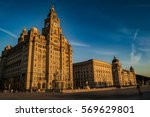 The Royal Liver Building ...