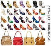 The Image Of Female Footwear...