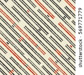 abstract seamless striped... | Shutterstock .eps vector #569771779