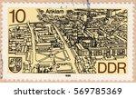 ukraine   circa 2017  a stamp...   Shutterstock . vector #569785369