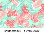 seamless pattern. casually... | Shutterstock .eps vector #569818039