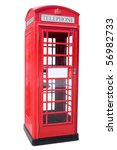 The British Red Phone Booth...