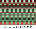 abstract colorful pattern... | Shutterstock . vector #569837551
