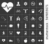 heart cardiogram. health icon...