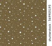 Star Seamless Pattern. Star...