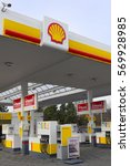 Frankfurt Germany Jan 27 Shell...