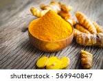 Turmeric Powder And Fresh...