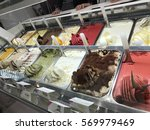 the traditional artisan italian ...   Shutterstock . vector #569979469