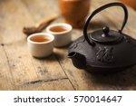 Traditional Japanese Herbal Tea ...