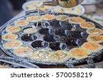 snacks desserts   Shutterstock . vector #570058219