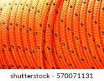 nylon rope texture | Shutterstock . vector #570071131