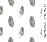 seamless background pattern... | Shutterstock .eps vector #570075244