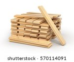 Stack Of Parquet. Timberwork ...